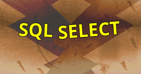 SQL SELECT statements