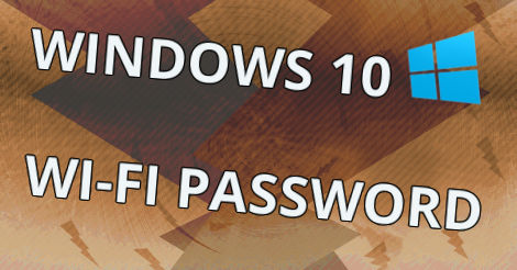 Problems With the Wifi Password Dialog in Windows 10 | Crazy